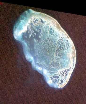 Alacranes atoll, Gulf of Mexico
