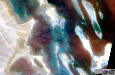 Gubal Straight, Red Sea